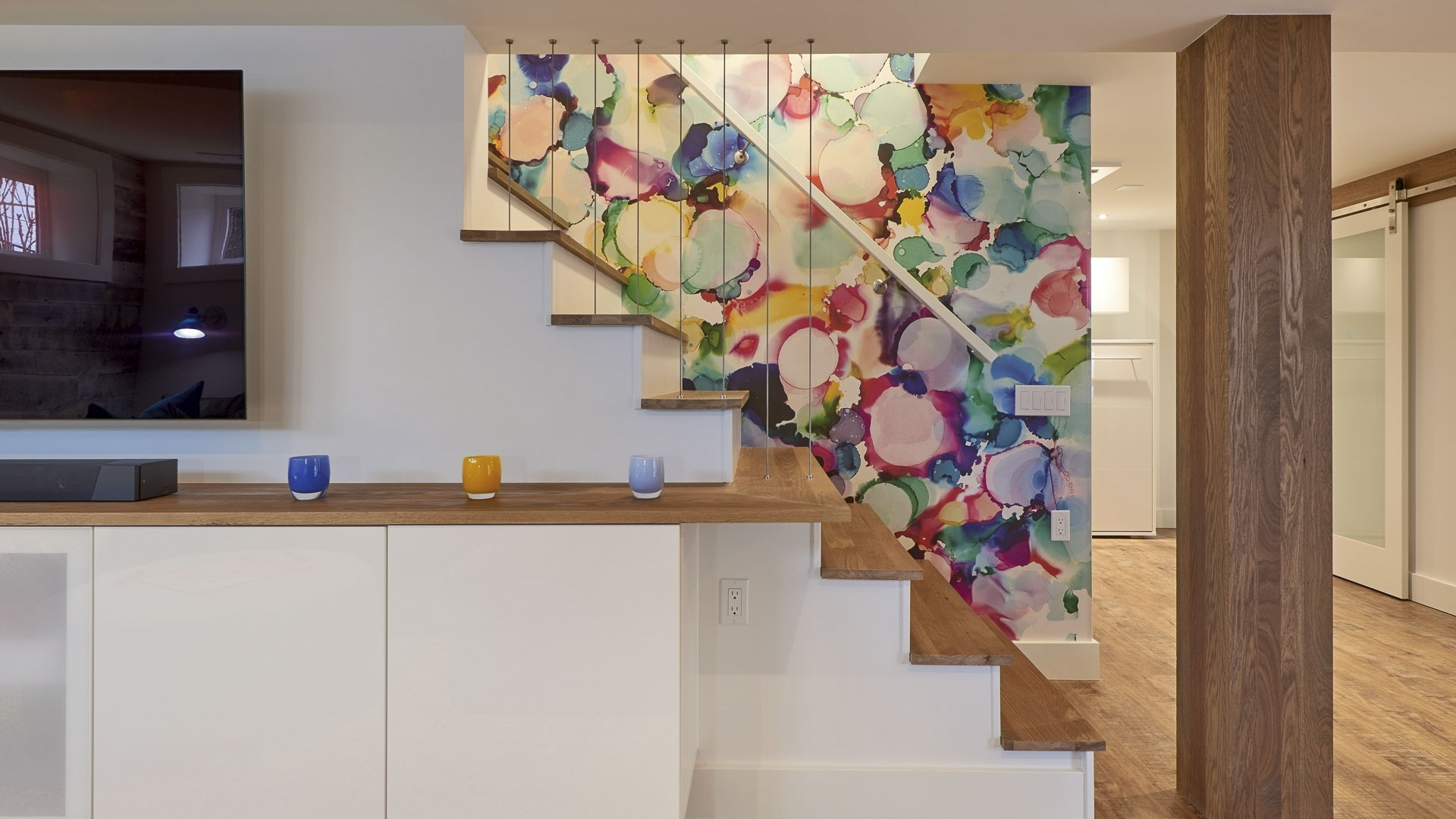 Jackson Design Build - Lisa Price - Muench Basement